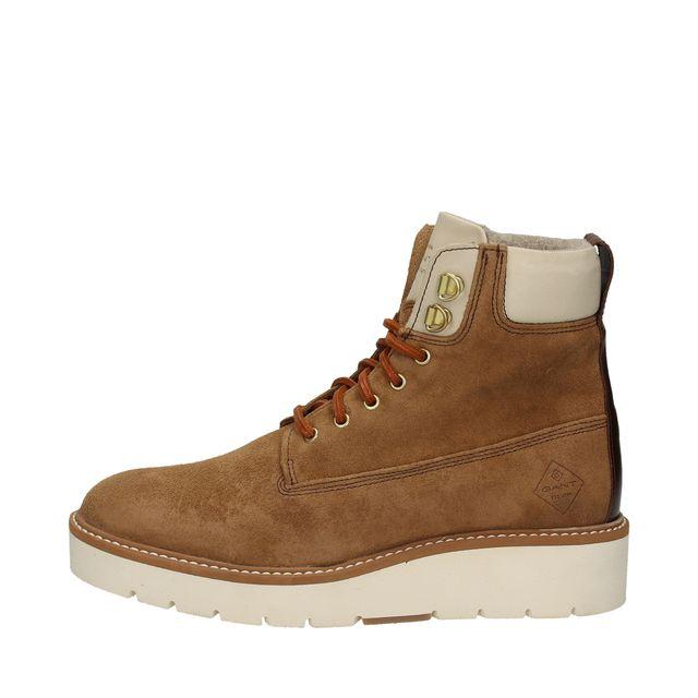 Gant Casey Mid Lace boots i mocka