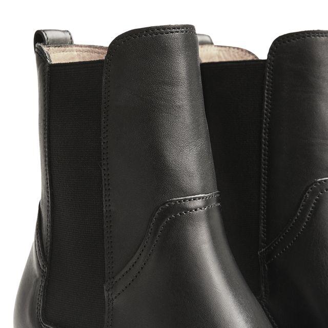 Gant Sandra chelsea boots i skinn