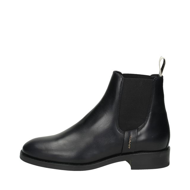 Gant Fay Chelsea boots i skinn