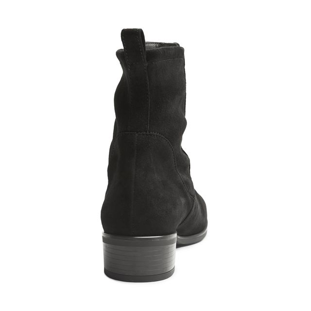 Peter Kaiser Harryette boots i mocka, dam