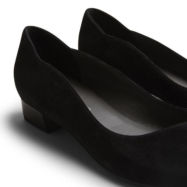 Pater Kaiser Lotta skor i mocka