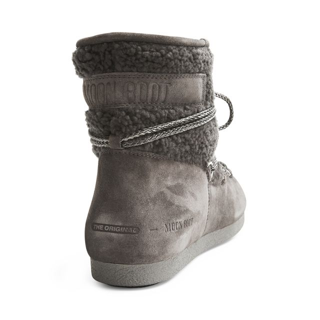 Moon Boot Low Shearling vinterboots