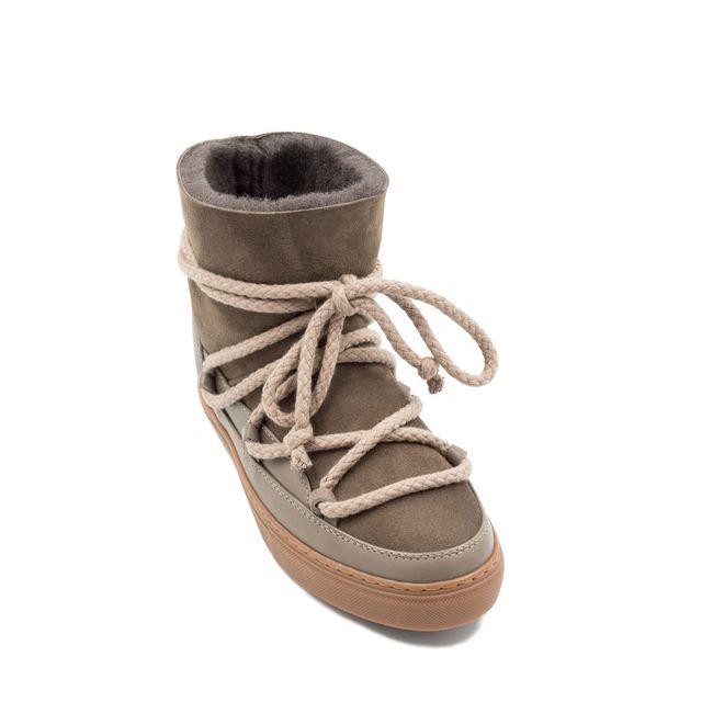 Inuikii Sneaker Classic varmfodrade skor, dam
