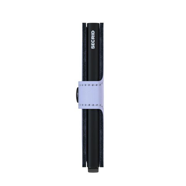 Secrid Miniwallet Matte plånbok i skinn