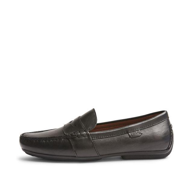 Polo Ralph Lauren Reynold loafers i skinn