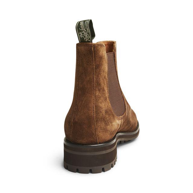 Polo Ralph Lauren Bryson chelsea boots i mocka