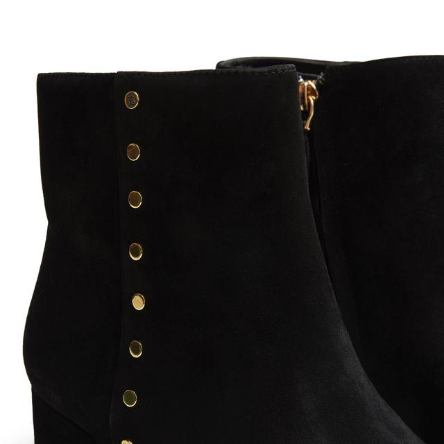Lauren Ralph Lauren Wharton Boots i mocka