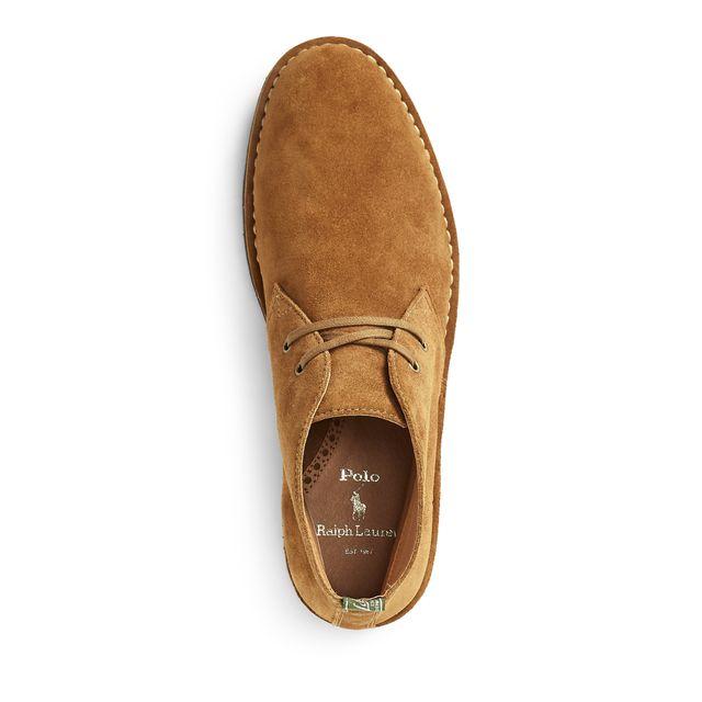 Polo Ralph Lauren Talan boots i mocka