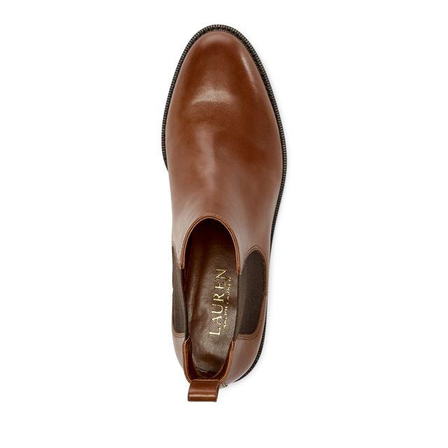 Lauren Ralph Lauren Haana chelsea boots i skinn