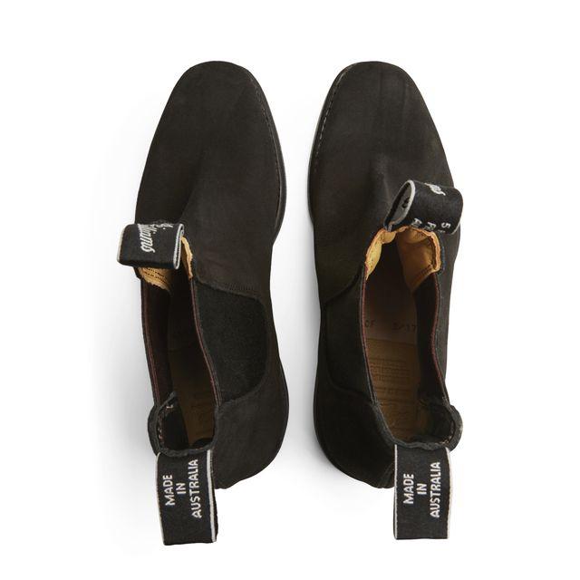 R.M.Williams Blaxland Suede chelsea boots
