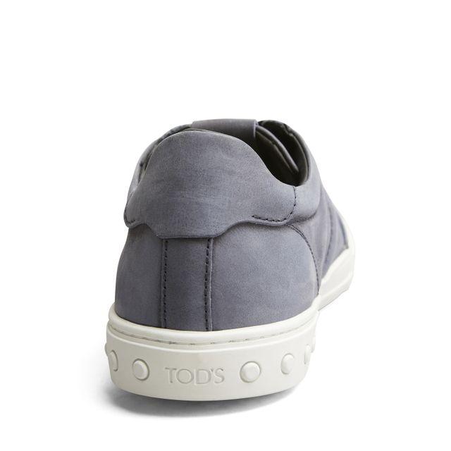 Tod's T Laterale Sport sneakers i nubuck, herr
