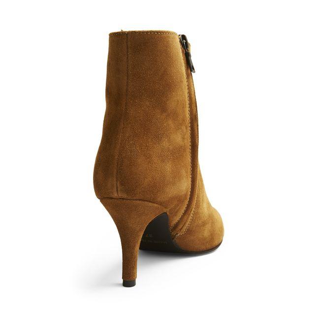 Rizzo Elina Zipp Boots i mocka