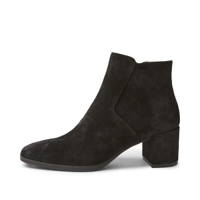 Rizzo Adelia Zipp Boots i mocka