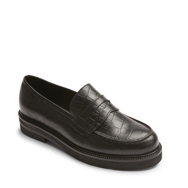 Rizzo Francia Loafers i skinn