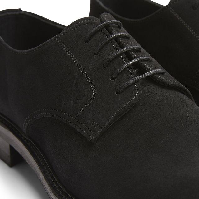 Rizzo Dario Laced Shoe lågskor i mocka