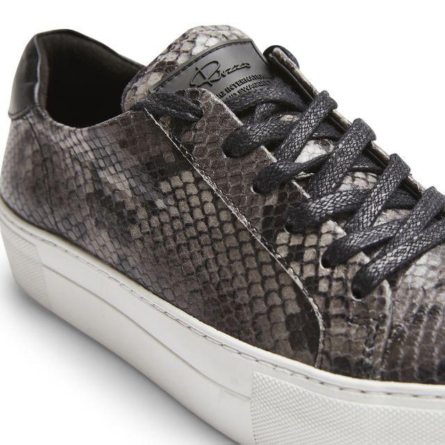 Rizzo Cora Sneakers i skinn