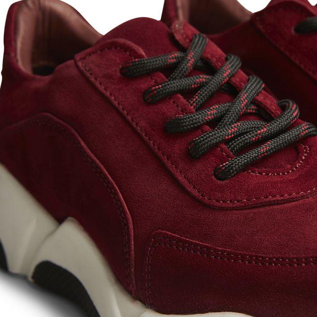 Rizzo Carolina sneakers i mocka