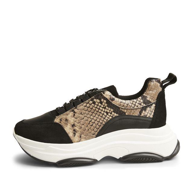 Rizzo Aida chunky sneakers i skinn