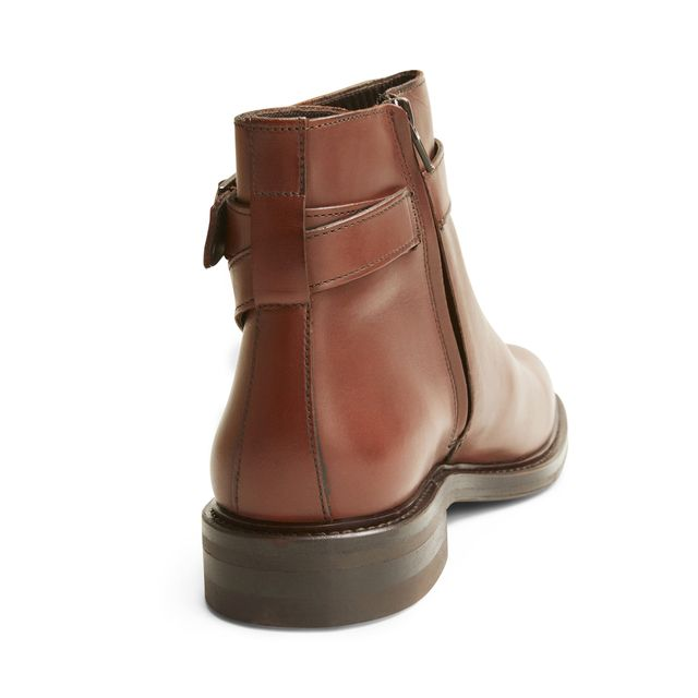 Rizzo Enzio boots i skinn