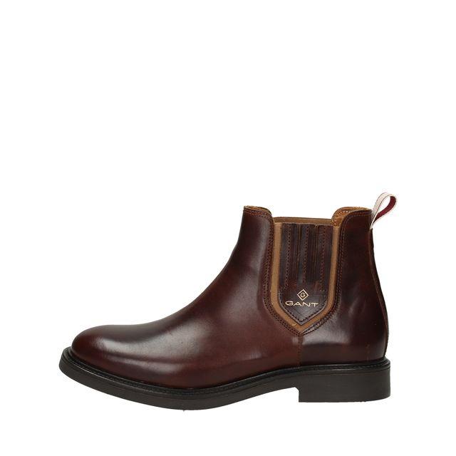 Gant Ashley chelsea boots i skinn, dam