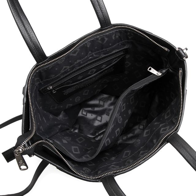 Adax Chloe Shopper handväska i skinn