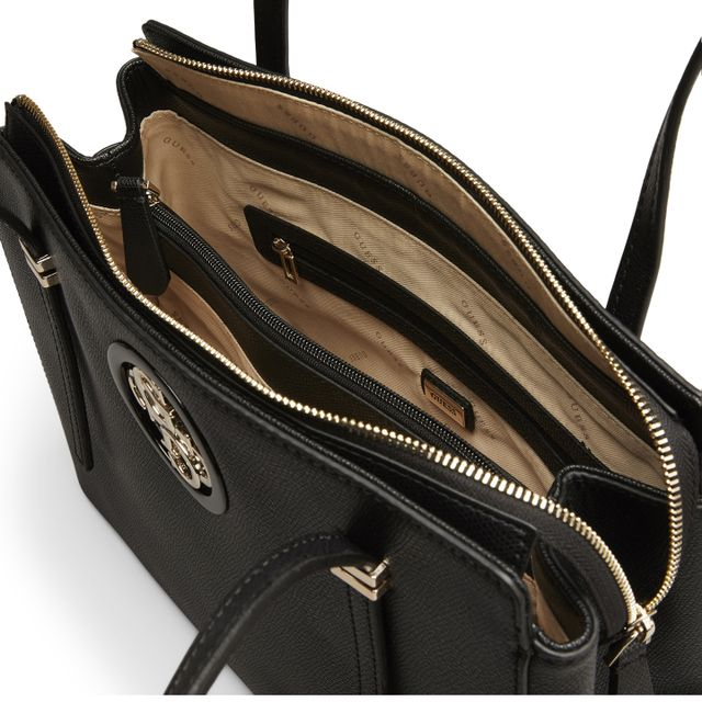 Guess Open Road Luxury Satchel handväska