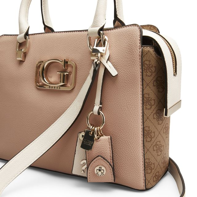 Guess Annarita Girlfriend Satchel handväska