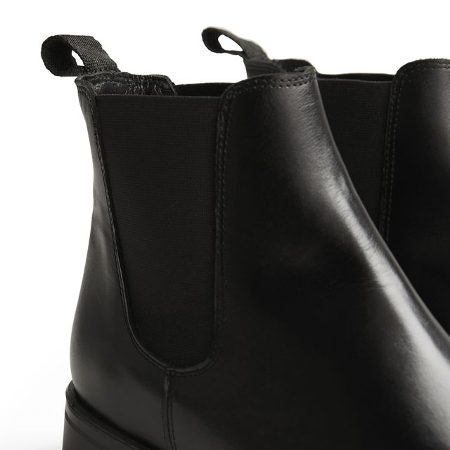 Rizzo Milena chelsea boots i skinn