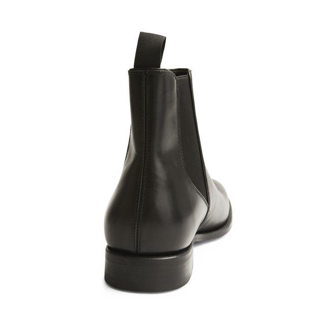 Rizzo Victor chelsea boots i skinn