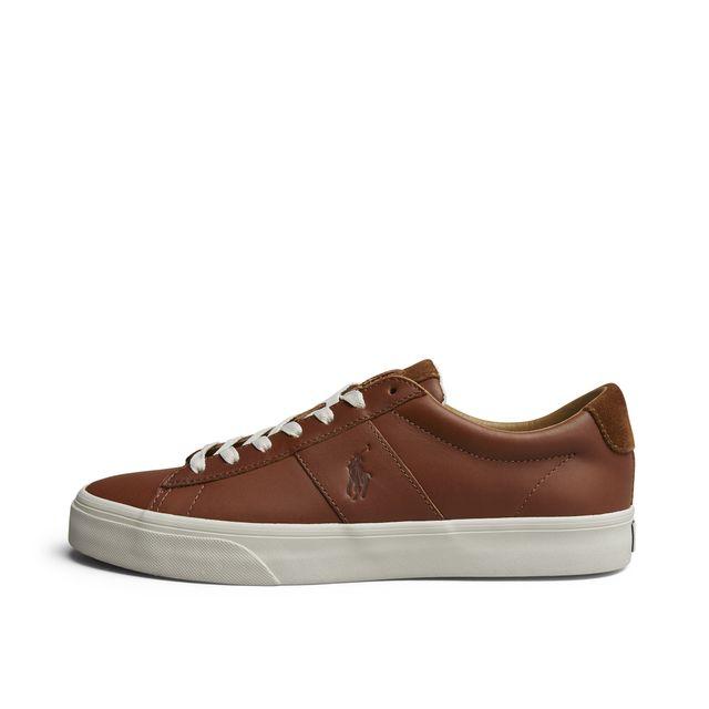 Polo Ralph Lauren Sayer sneakers i skinn