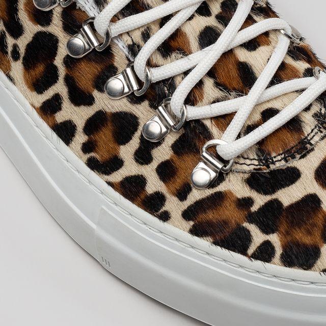 Diemme Marostica sneakers i kalvskinn med hår
