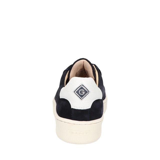 Gant Leville sneakers i mocka, herr