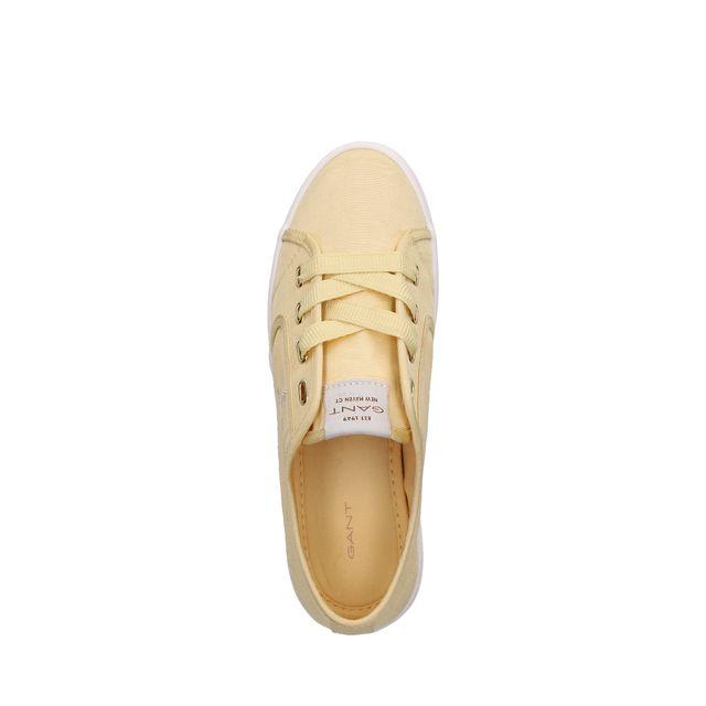 Gant Leisha sneakers i textil, dam