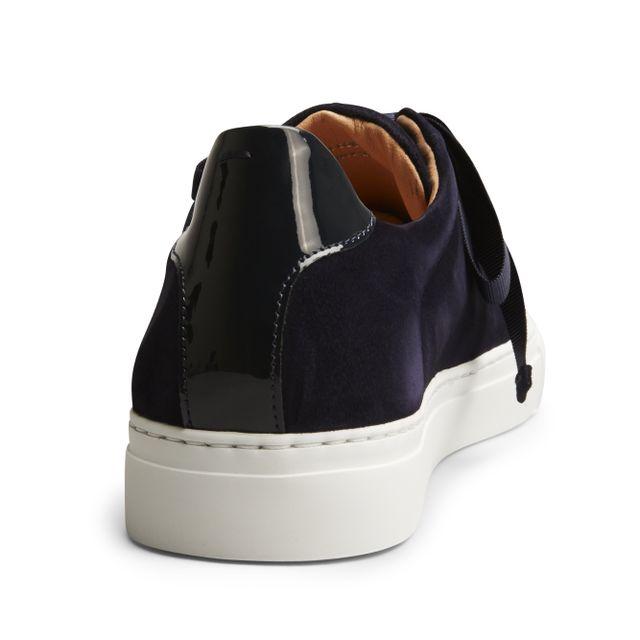 Billi Bi 4825 sneakers i mocka och lack