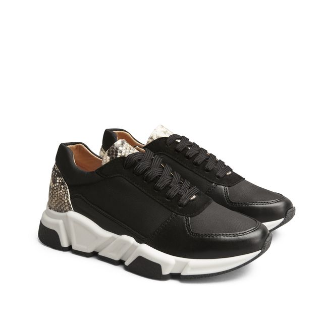 Billi Bi 14261 sneakers i skinn, dam