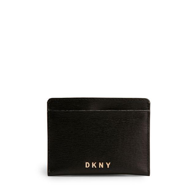 DKNY Bryant korthållare i skinn