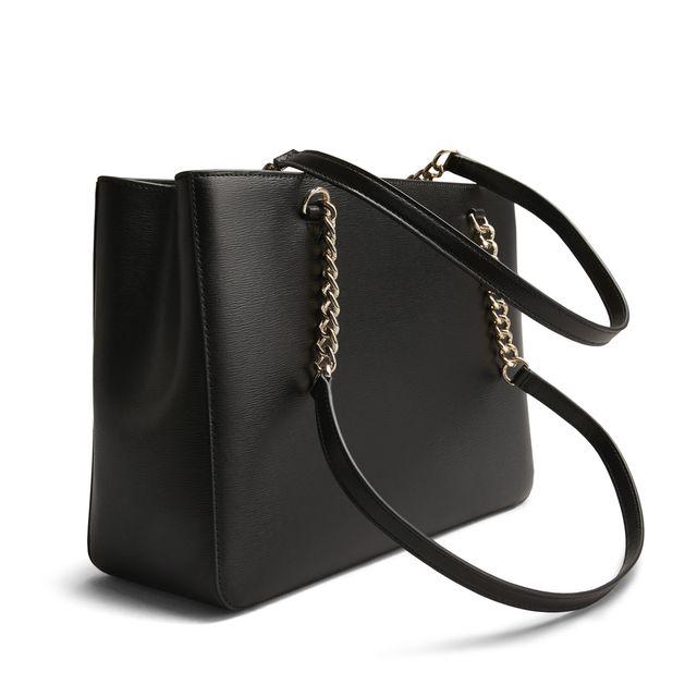 DKNY Bryant Large Shopper Tote handväska i skinn