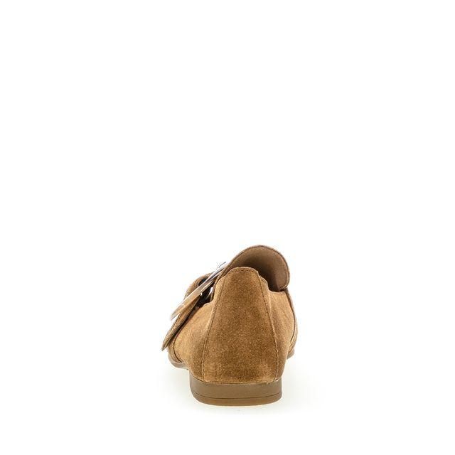 Gabor 44.212 loafers i mocka, dam
