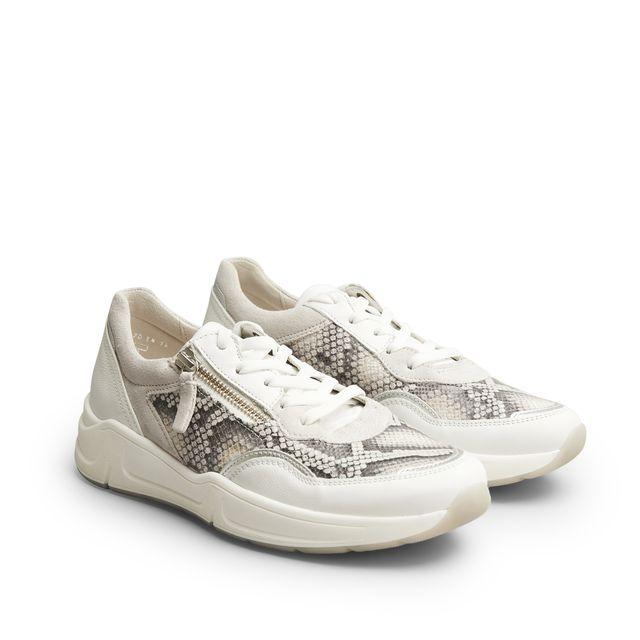 Gabor 46.308 sneakers i skinn, dam
