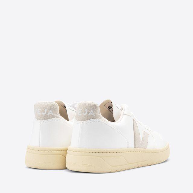 Veja V-10 Natural sneakers i veganläder, dam