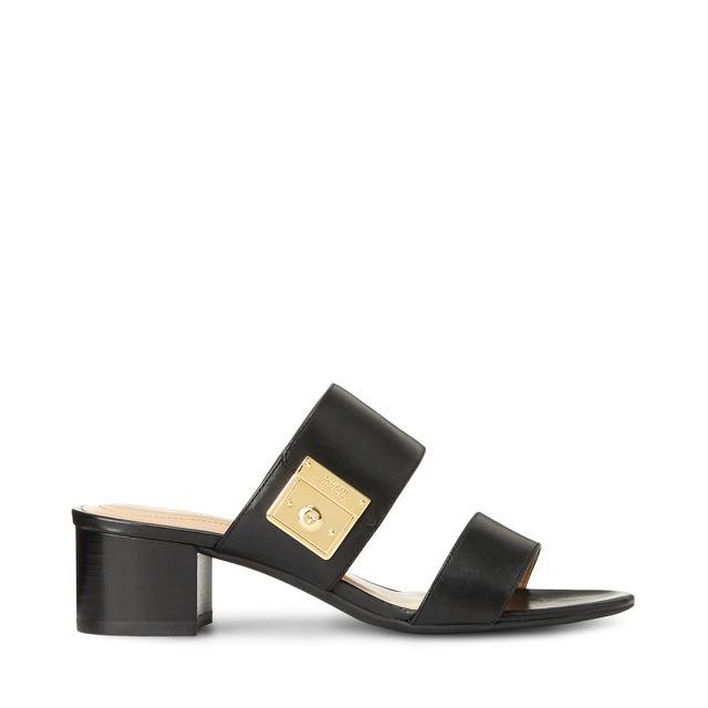 Lauren Ralph Lauren Windham sandaler i skinn