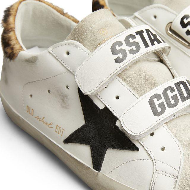 Golden Goose OG Sneakers i skinn