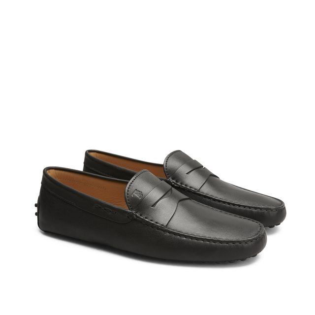 Tod's Mocassino Gommini loafers i skinn