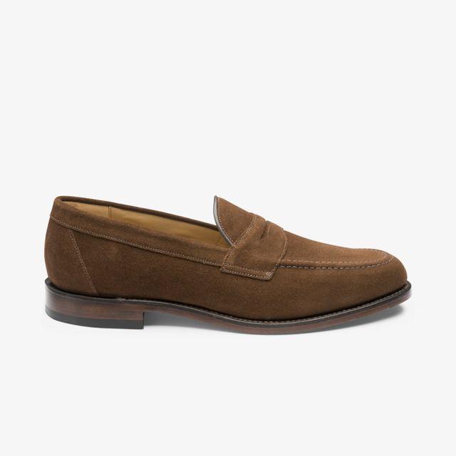 Loake Imperial loafers i mocka
