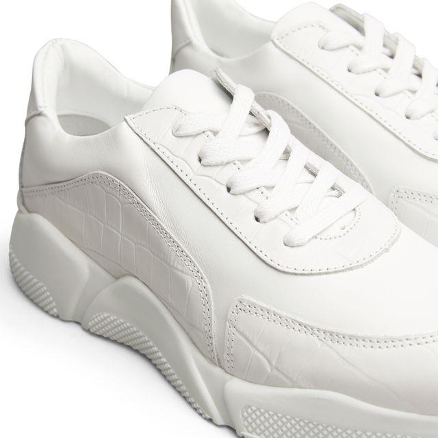Rizzo Carolina Sneakers i skinn