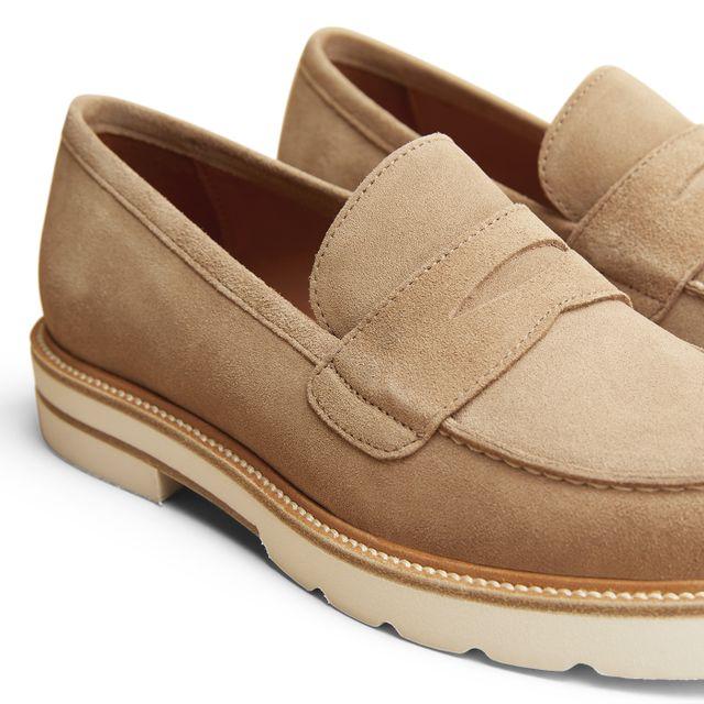 Rizzo Francia loafers i mocka