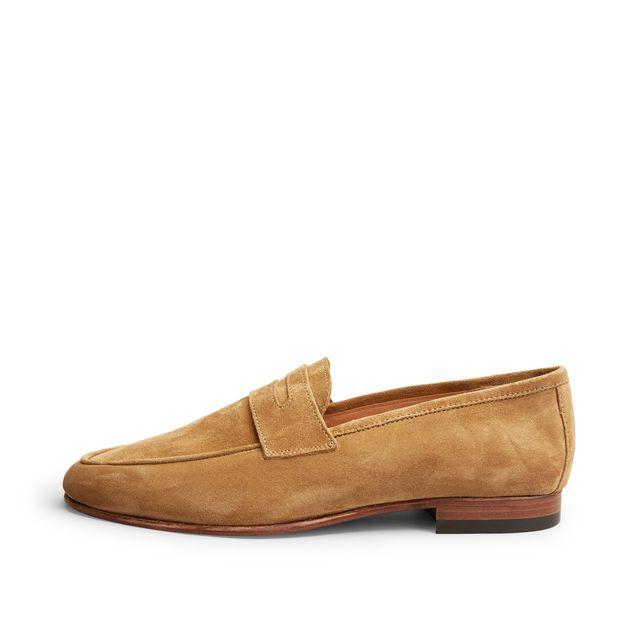 Rizzo Tomaso loafer i mocka