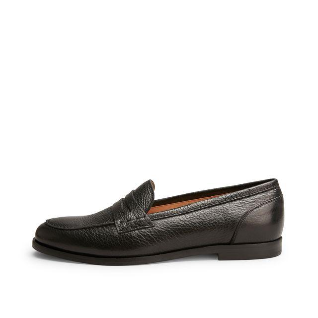 Rizzo Ester loafers i skinn