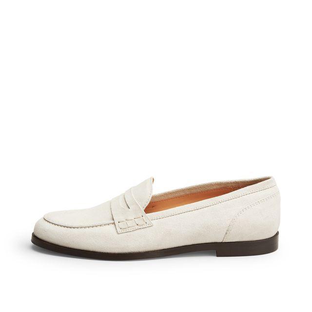 Rizzo Ester loafers i mocka, dam