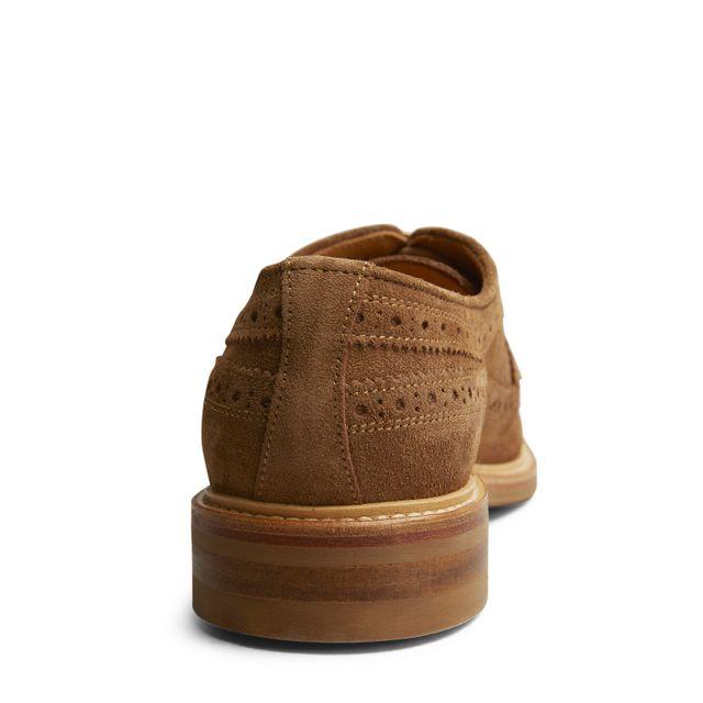 Rizzo Daniele Brouge Shoe lågskor i mocka